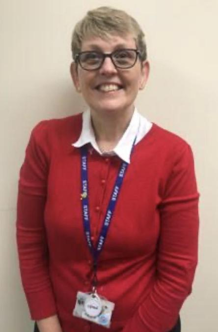 Mrs Whittaker-Teaching Assistant in Maple and Sycamore