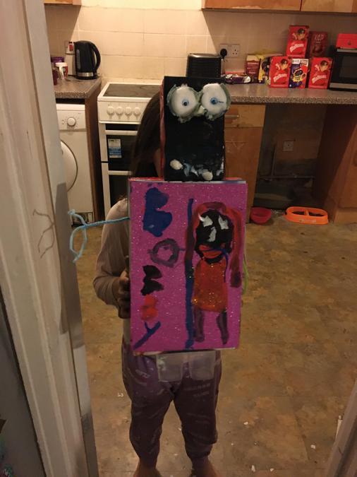 Layla's Robot