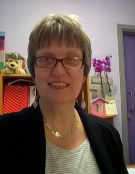 Almut Bever-Warren  Head Teacher