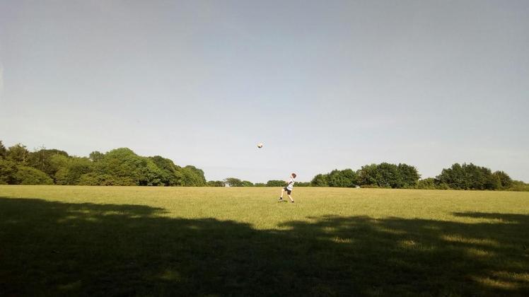 Sean football (Y5)