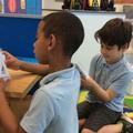 We read information about this weeks explorer- Capitan Scott.