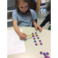 Practical learning with multiplication