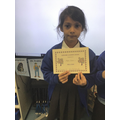 Well done Maryam! Fantastic writing:)