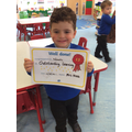 Well done Noah for outstanding learning this week