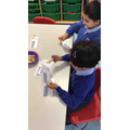 Practising work on place value