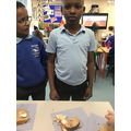 Making fossils with 'soil' layers.