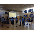 Body Percussion to Dance Monkey