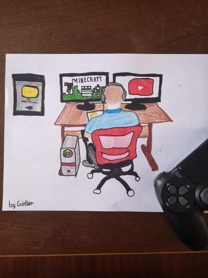 Cristian's Dream Job Picture (Y5)