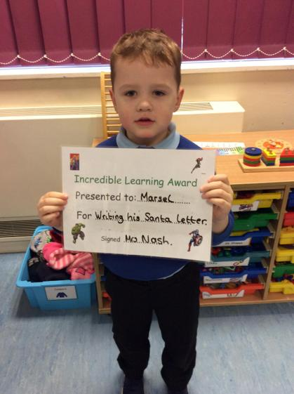 Super writing Marcel.