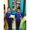 Well done Aron and Samiul for your lovely poems about Wilbur. :)