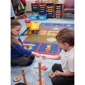 Exploring natural objects and working together
