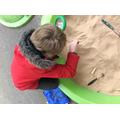 Isaac fossil hunting