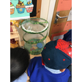 We enjoy watching the butterflies come out of their cocoons.