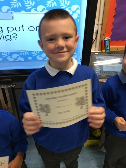 Week 2 -Archie for working so hard this week and making amazing models.