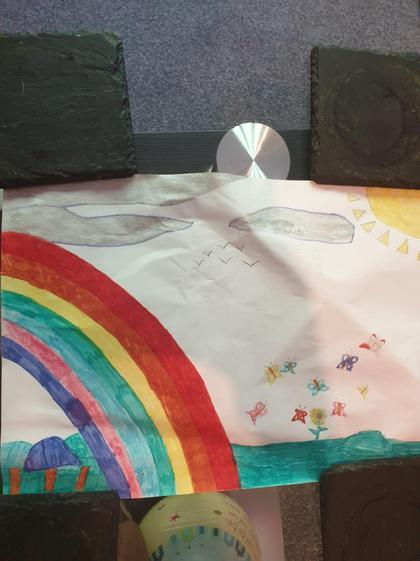 Maisie (Y4) - Rainbow