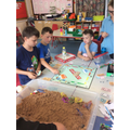 Group Monopoly for social time