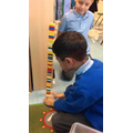 We looked at how to make sky scrapers like the Empire State building in New York.
