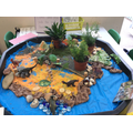 Dinosaur land - Role play