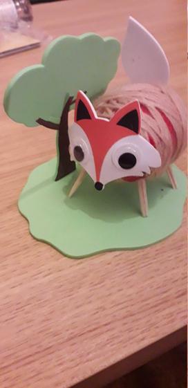 Little Fox by Simon in Nursery