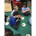 We enjoyed trying Polish food.