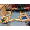 To link with our science lesson the children designed their own zoos.