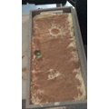 Simulating how lunar craters are made