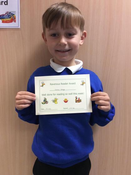 Week 5 - Vinnie for wonderful reading.