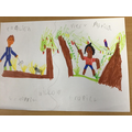 We looked at farming in temperate and tropical climates