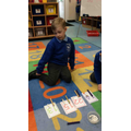 Learning about place value using dienes