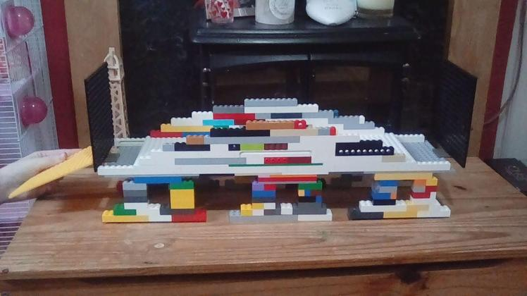 Daniel's Lego Bridge Challenge (Y6)