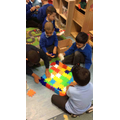 We made our own Brazil using construction.