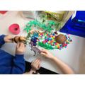 Dinosaur small world creation