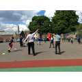 Developing our relay racing skills
