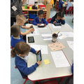 We enjoyed using the tablets to play reading eggs.