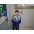 Making Viking shields
