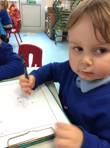 Fantastic detail on your drawing Ronnie-Jay