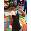 Independent phonics learning.