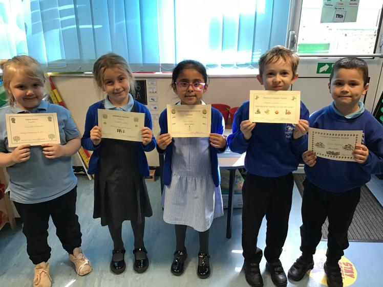 Week 1 - Lots of fantastic learning and kindness.