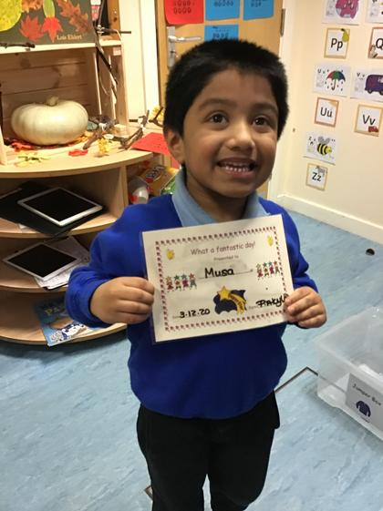 Well done Musa for a super week.