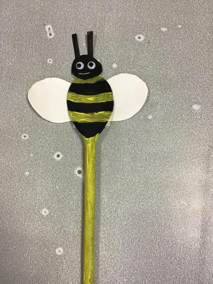 Bee by Nia from Nursery