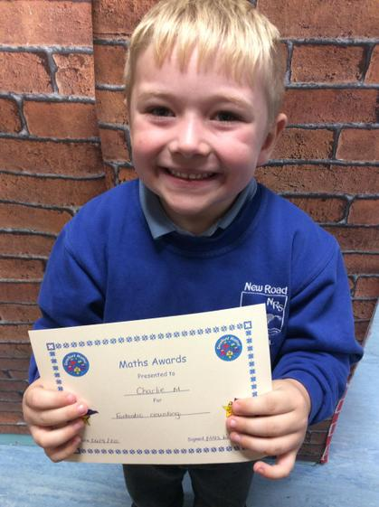 Week 3 - Charlie for fantastic counting.