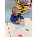The children enjoyed making their Gingerbread men.