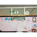 This week Thrive have learnt about Australia