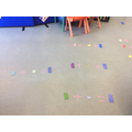 Tyler's Maths using Numicon