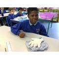 Making Greek Sculptures