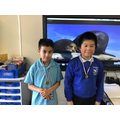 Well done Samiul and Lucas for winning the 1st and 2nd prize respectively.