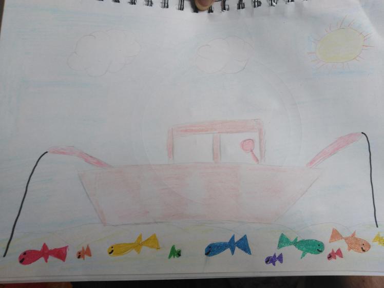 Shane's Drawing (Y4)