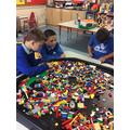 Lego social time