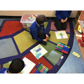 Shape making whilst counting
