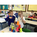 a 'Cup Tower'